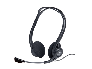 Headset Logitech PC 960 Stereo USB