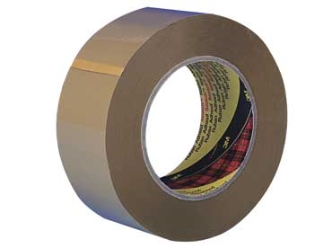 Emballagetape Scotch 6890 Brun PVC 50mmx66m