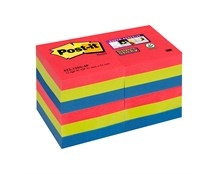 Notes Post-it Super Sticky Bangkok 47,6 x 47,6mm Pk/12