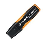 Tekstmarker Stabilo Green Boss orange