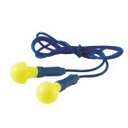 Ørepropper 3M EAR Push-Ins m/snor pk/100x1 par